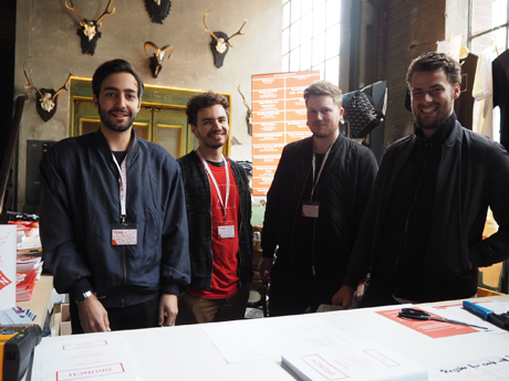 Interactive Media Design on Tour: Node15 und see-Conference