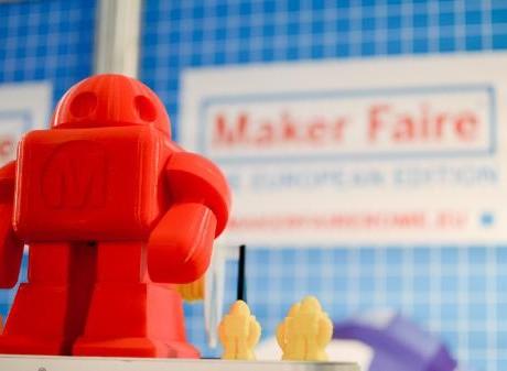 Als Bloggerin zur Maker Faire