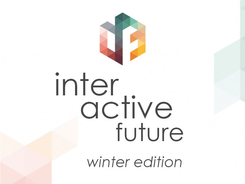 Logo der if-interactive future exhibition