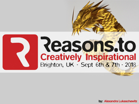 Logo Reasons, Brighton UK