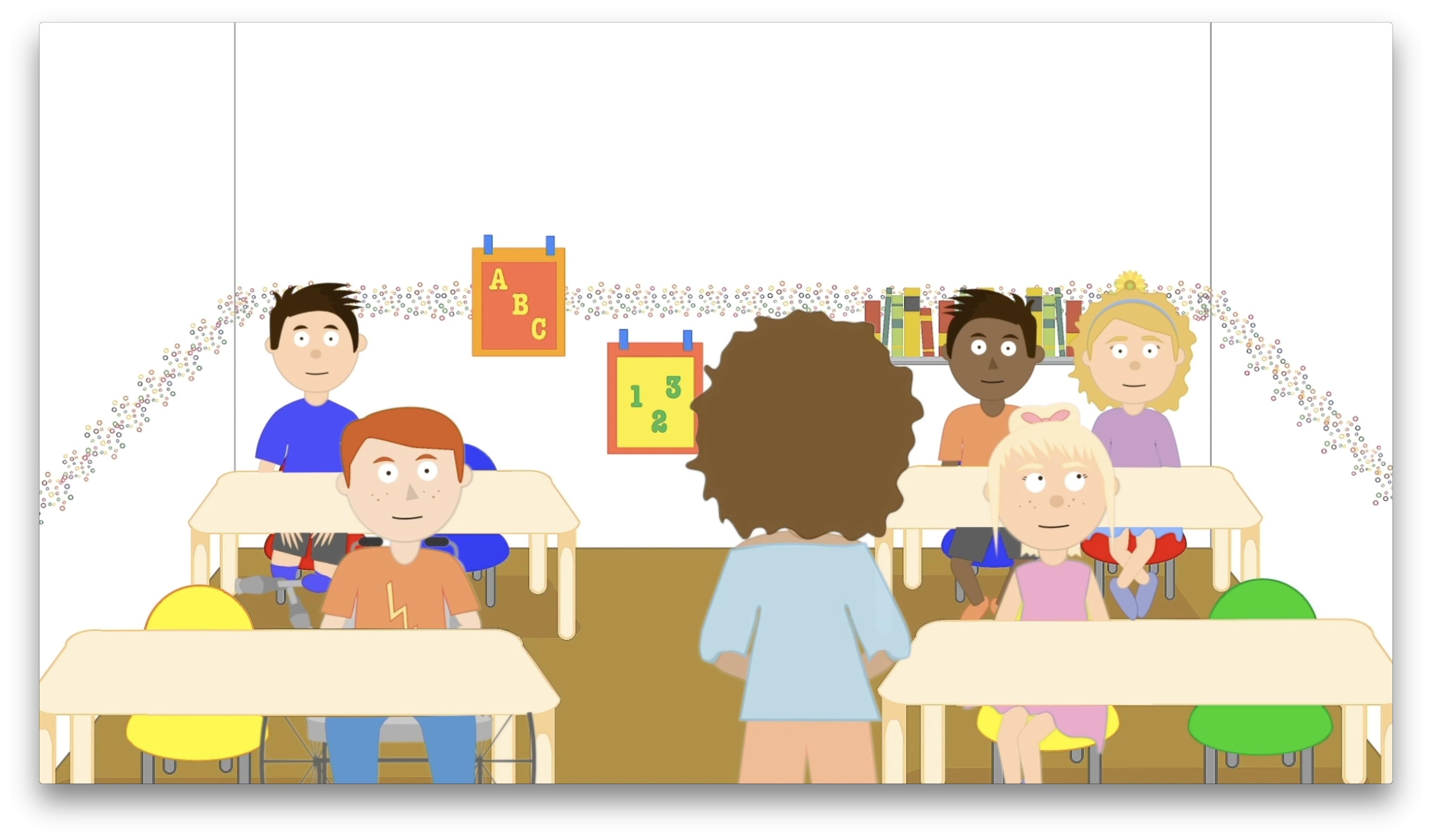 Toni Klassenraum