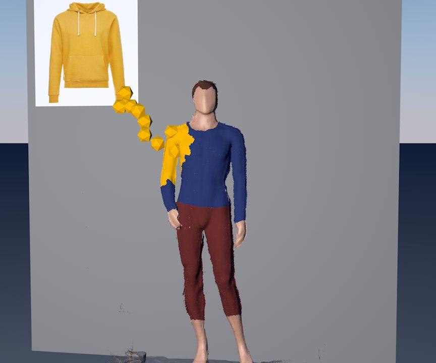 Konzept Installation Animation