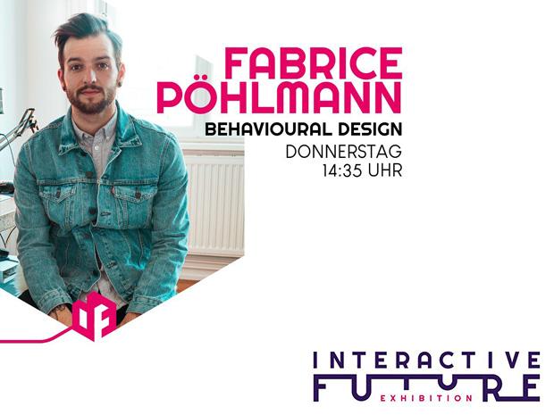 Vortrag Fabrice Pöhlmann: Behavioral Design
