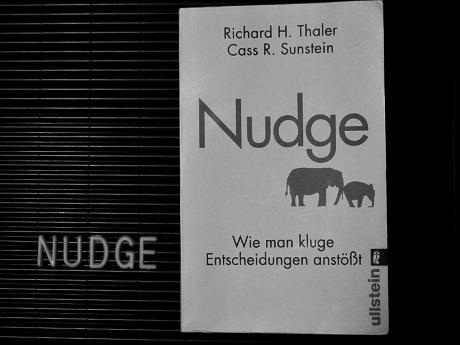 Nudge – Wie man kluge Entscheidungen anstößt