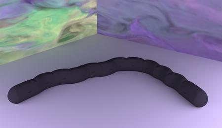 Blick auf Serpent: Komplettansicht