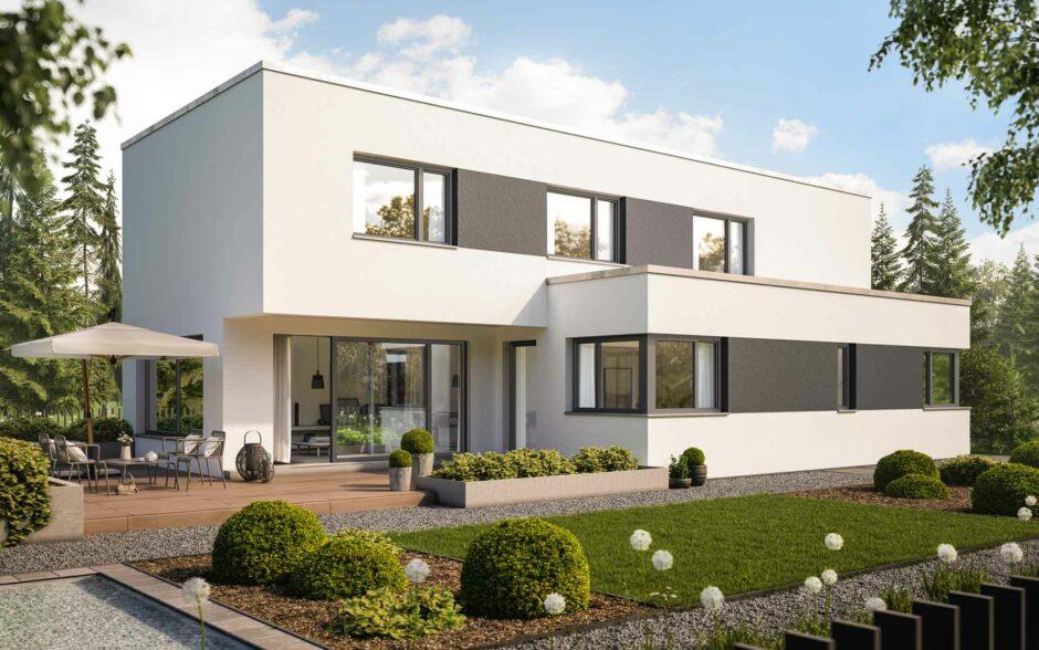 Architektur im Bauhaus Stil