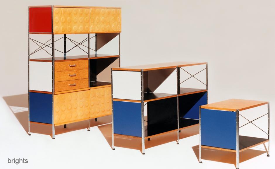 Möbel im Stil vom Funktionalismus